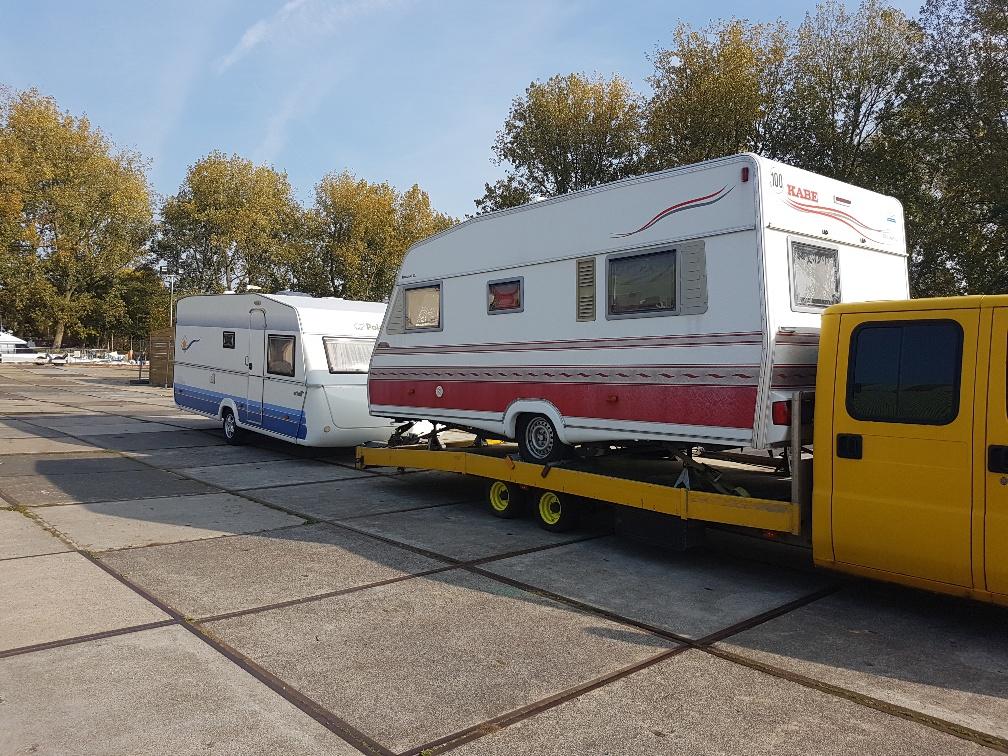 snel caravan verkopen